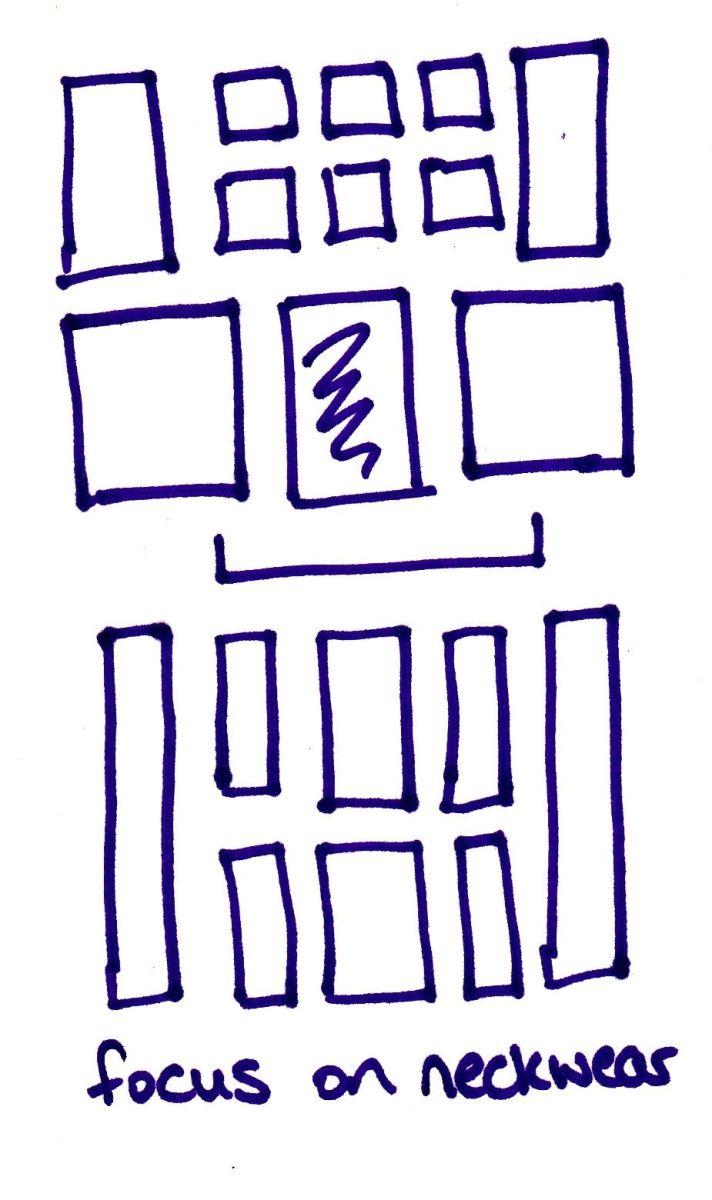 Neckwear blueprint