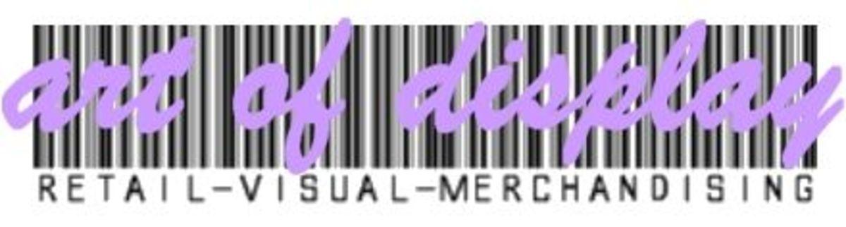 Art of Display Retail Visual Merchandising