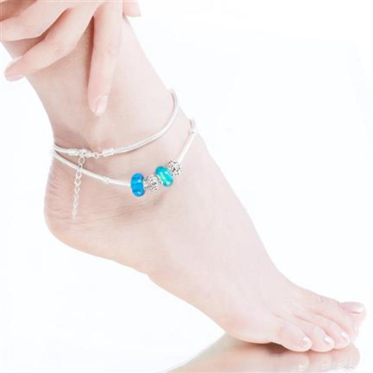 pandora anklets are going to be this summer