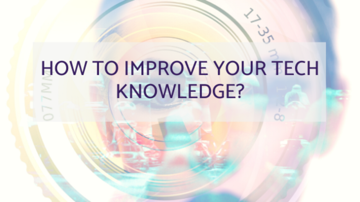 How to Improve my Technological Knowledge to use ICT in education?