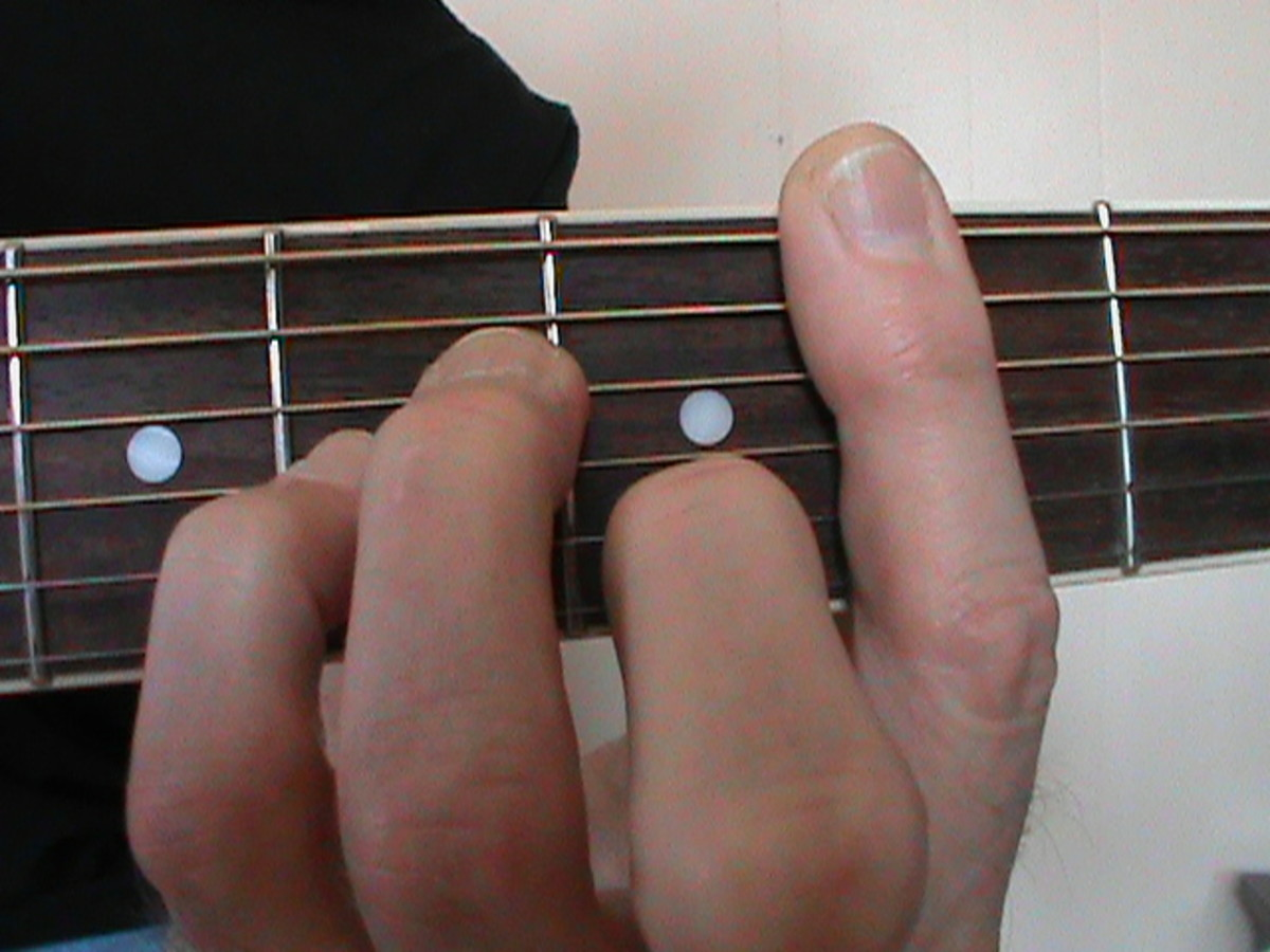 Bm Root 5 Barre Chord
