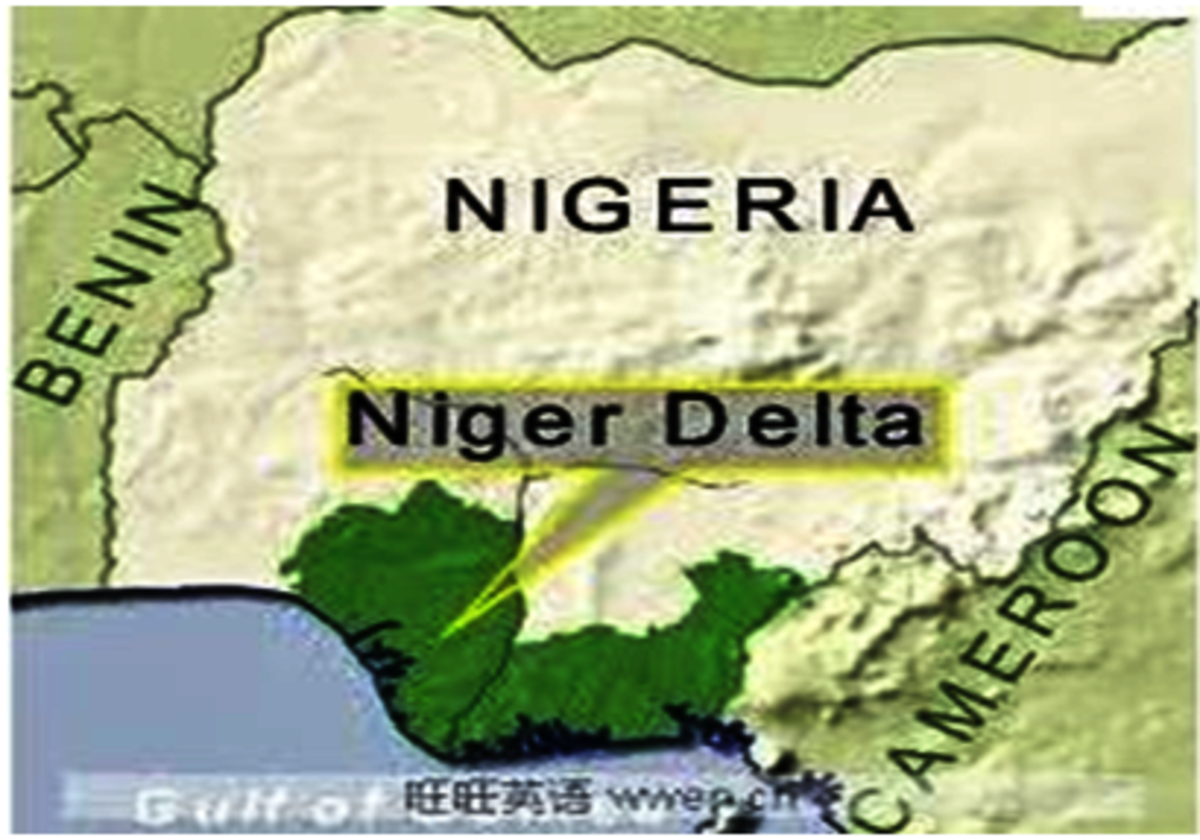 Geography of the Niger Delta