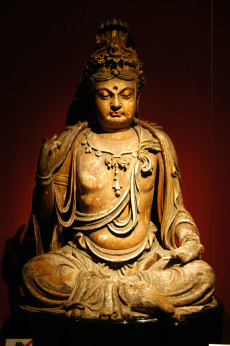 The History and Development of Chinese Sculpture