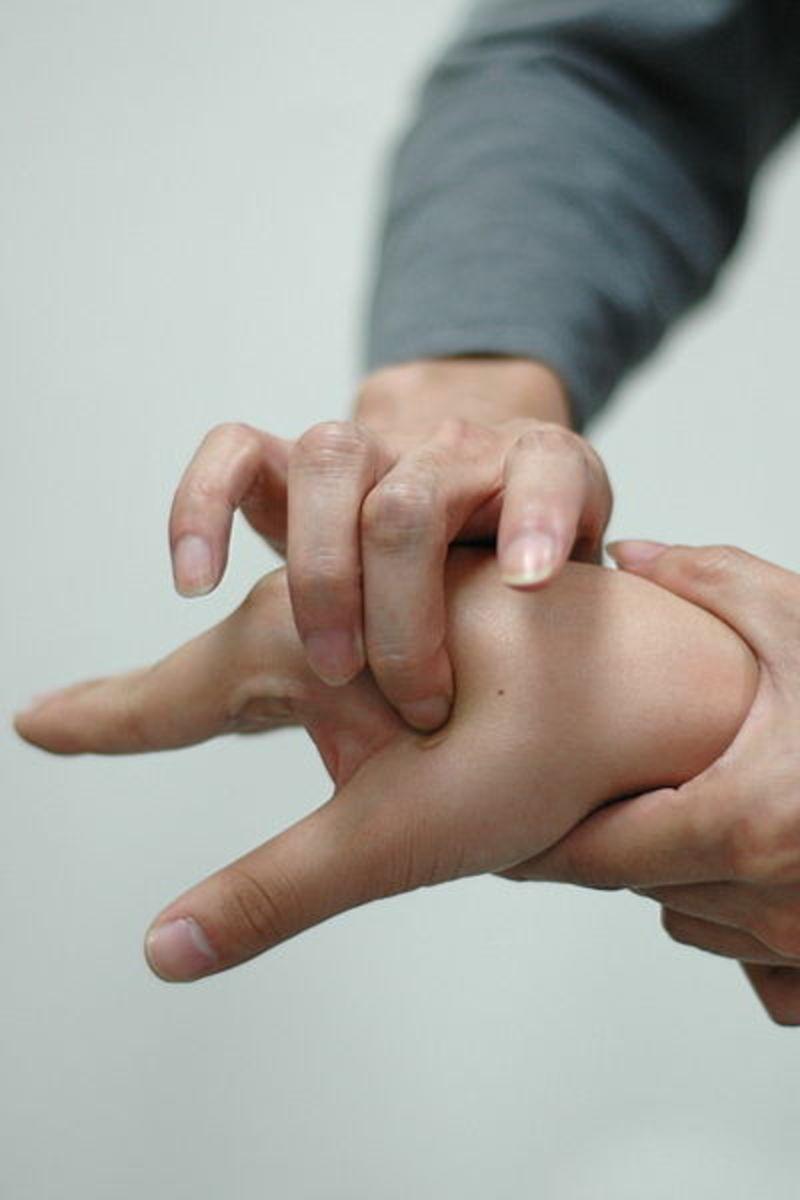 Acupressure - the Many Health Benefits