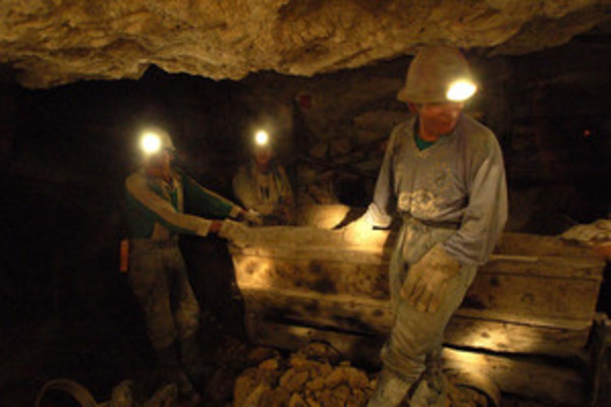 Bolivia's silver mines in Potosi.
