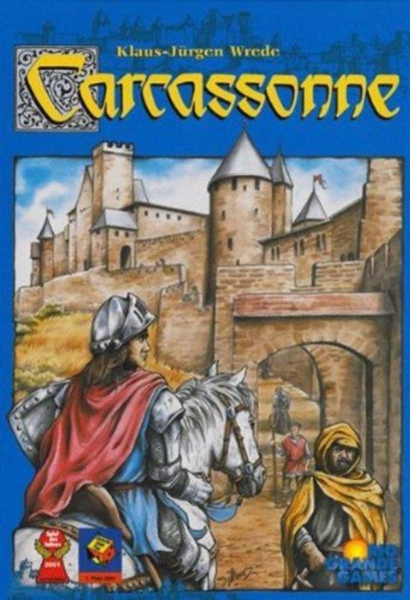 Carcassonne - The Original Game