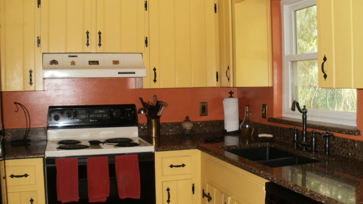 Faith's kitchen holds memories of the White family