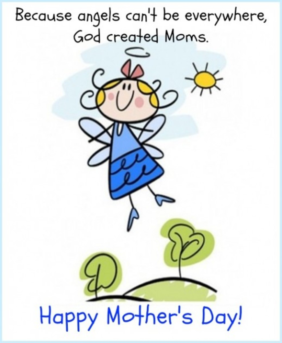 Mother's Day Jewish Proverb