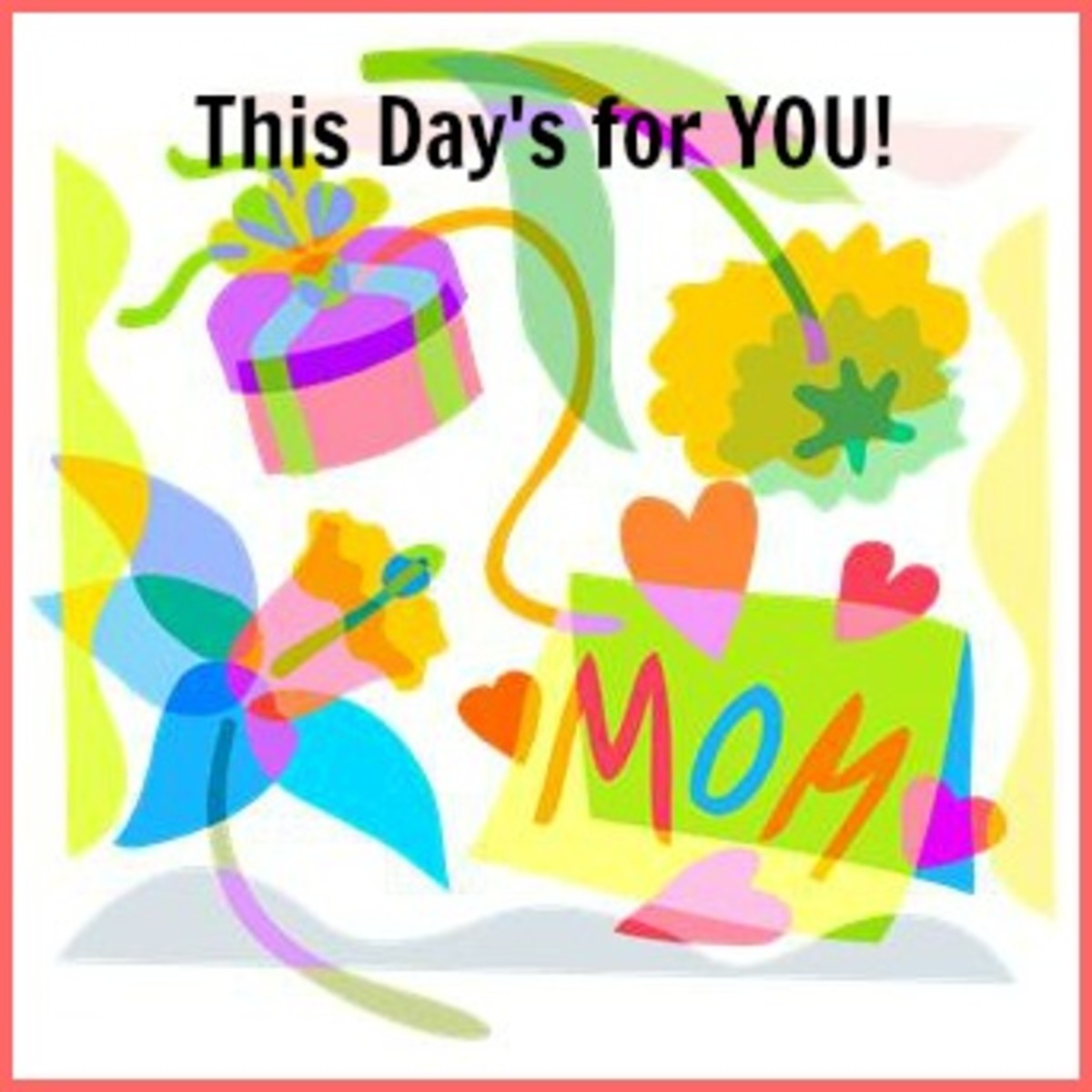 Mother's Day Card for Mom