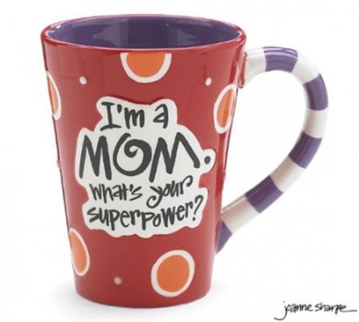 Funny Coffee Mug for Mom