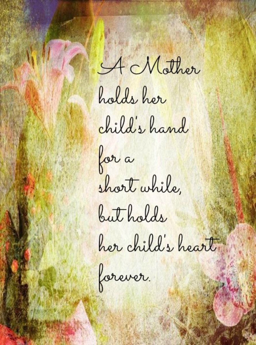 Mother's Day Quote Card