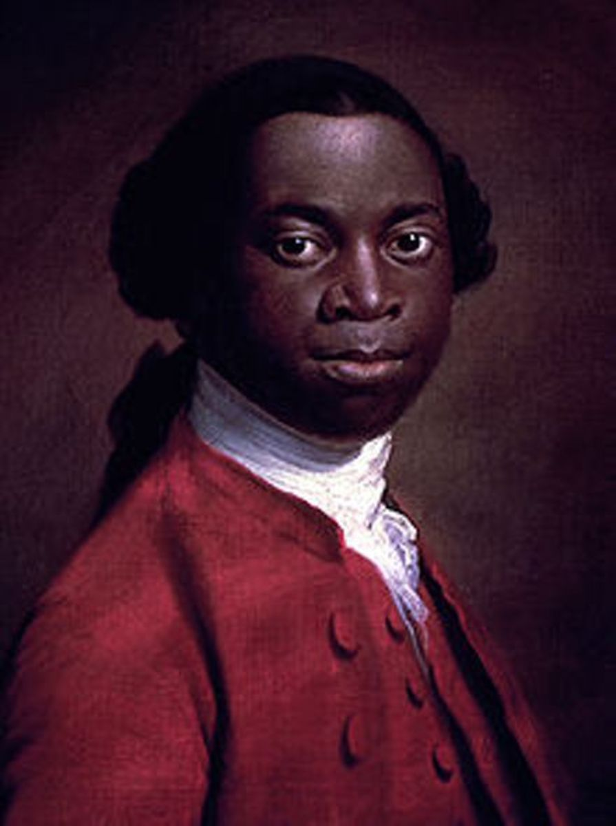 Lost Hebrew? Olaudah Equiano