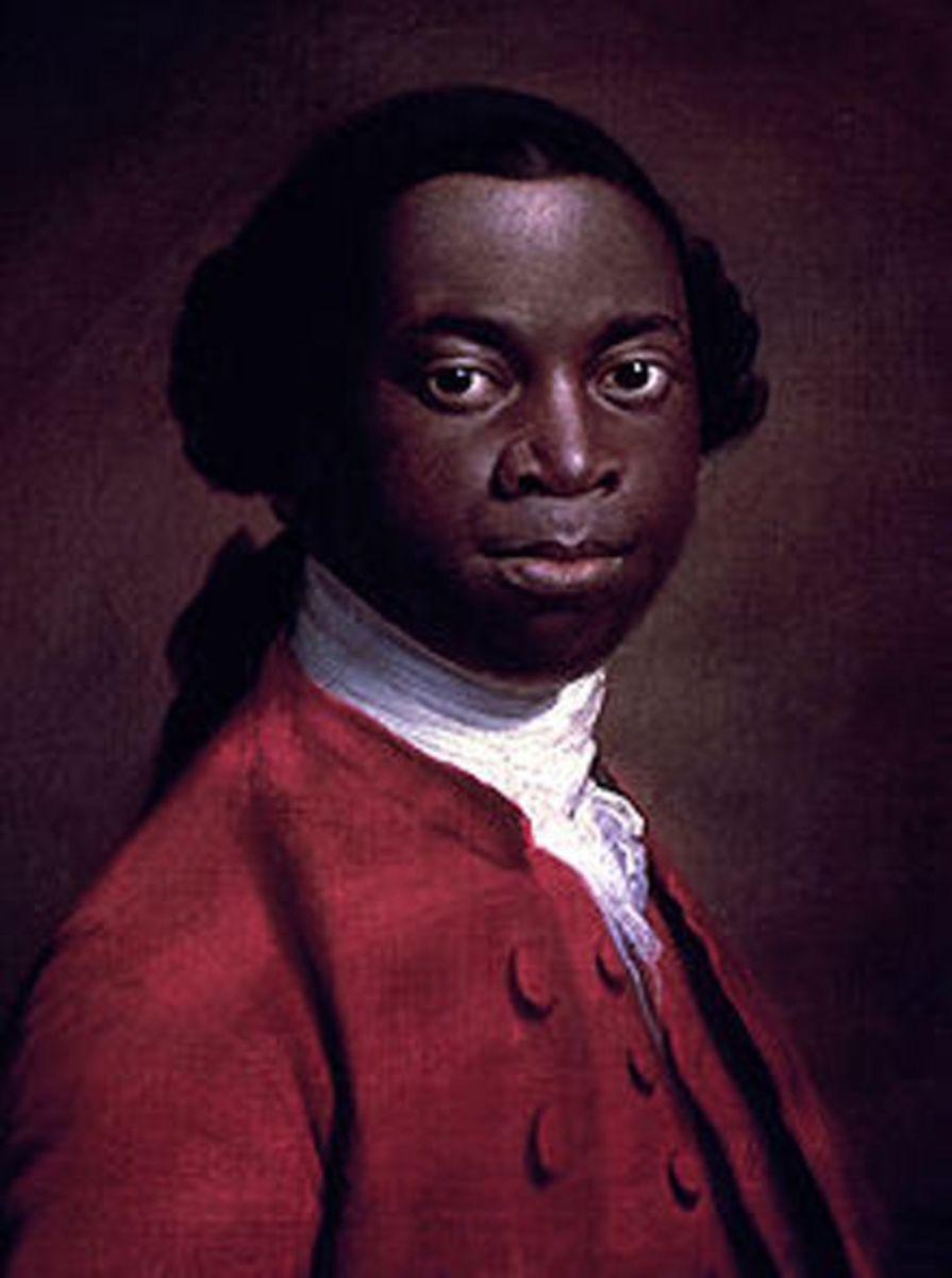 Olaudah Equiano- From the tribe of Judah or descendant of Keturah?