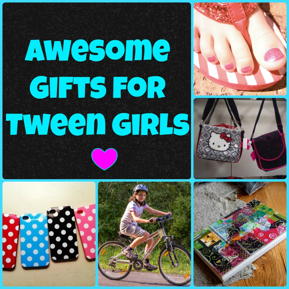 Gifts for Tween Girls (Ages 10 - 12)
