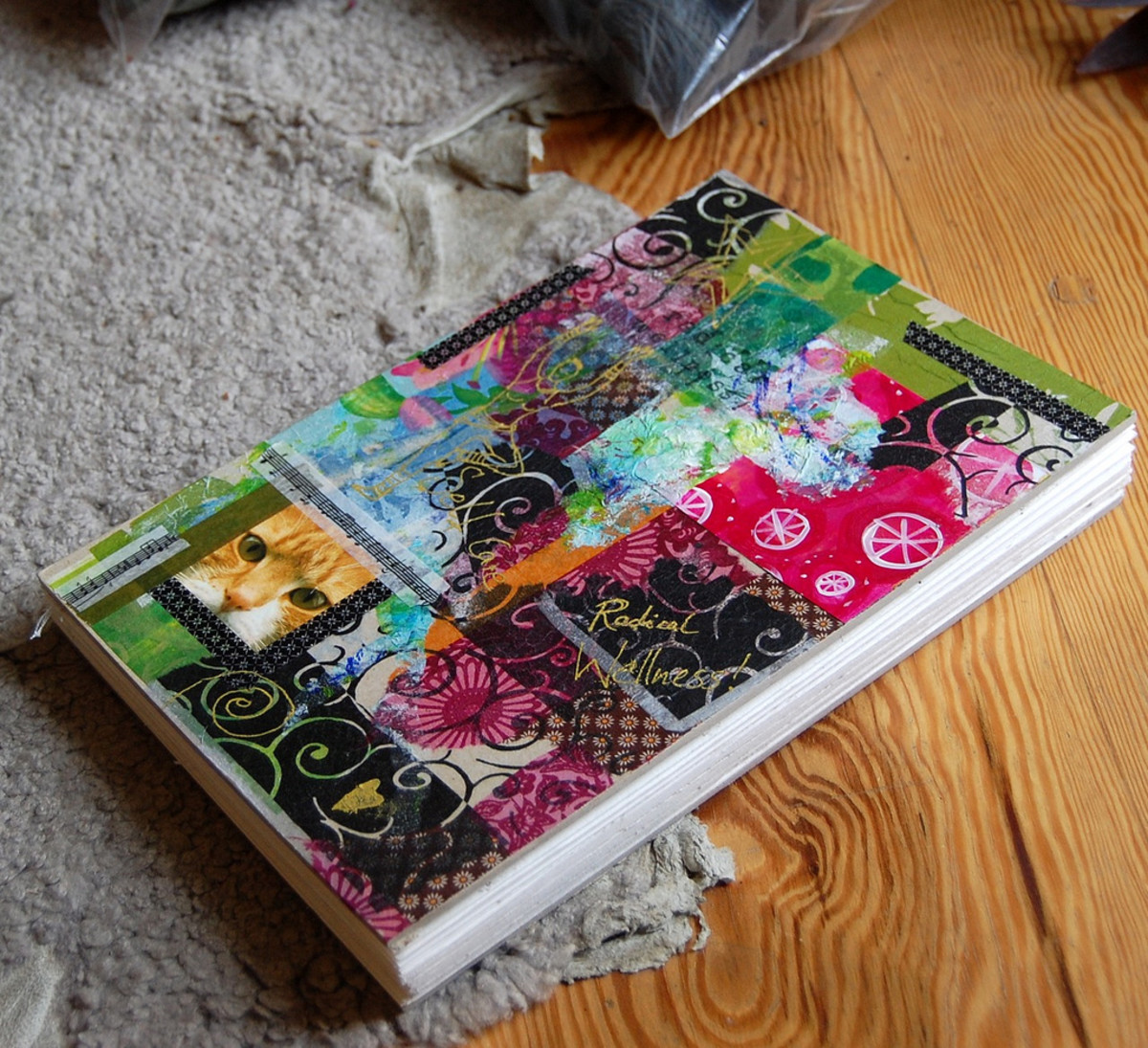 A journal is a great gift for 10 - 12 year old girls.