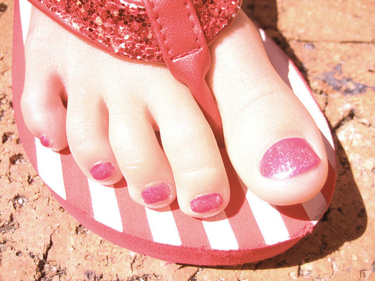 Nail polish makes a great gift for 10 - 12 year old girls.