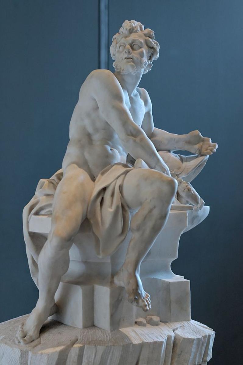 Hephaestus - God of Forges