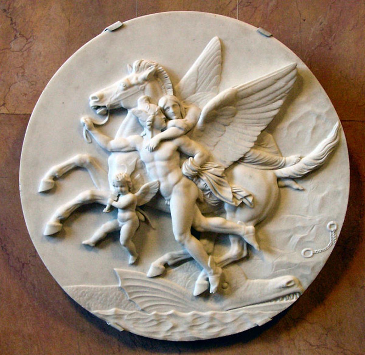 Perseus and Adromeda