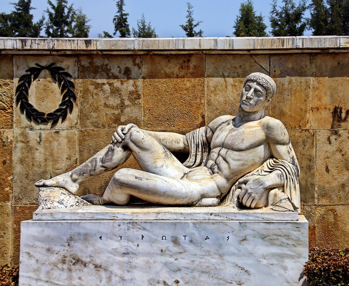 Eurotas-King of Laconia