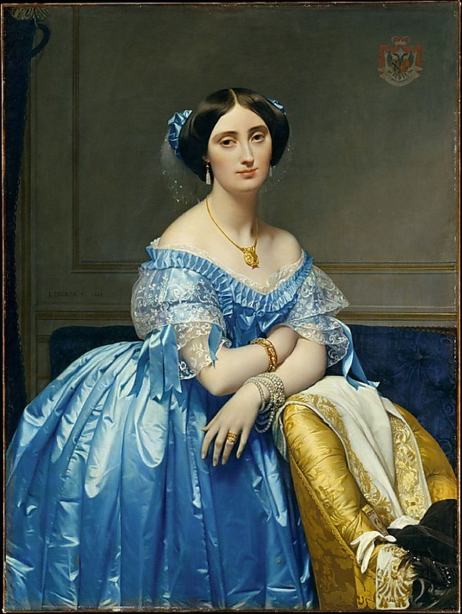 The Princesse de Broglie.
