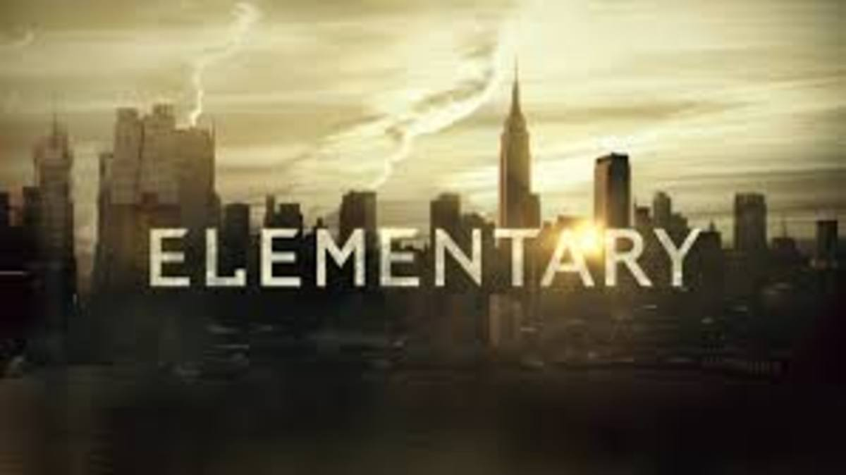 Elementary (TV series)  'Its elementary dear Watson'