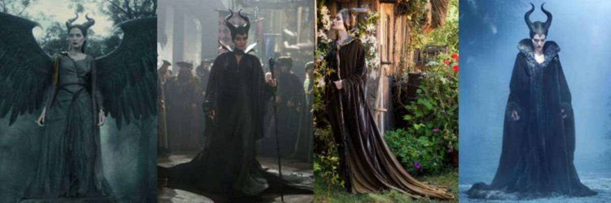 From Disney's Maleficent