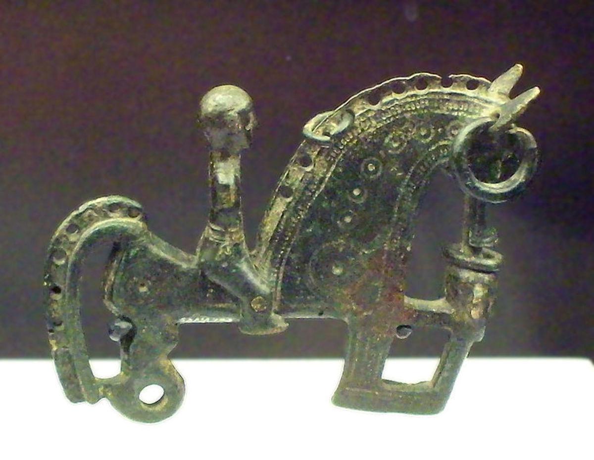 Ironworks/metalworks by Celtiberians found on the Iberian Peninsula.