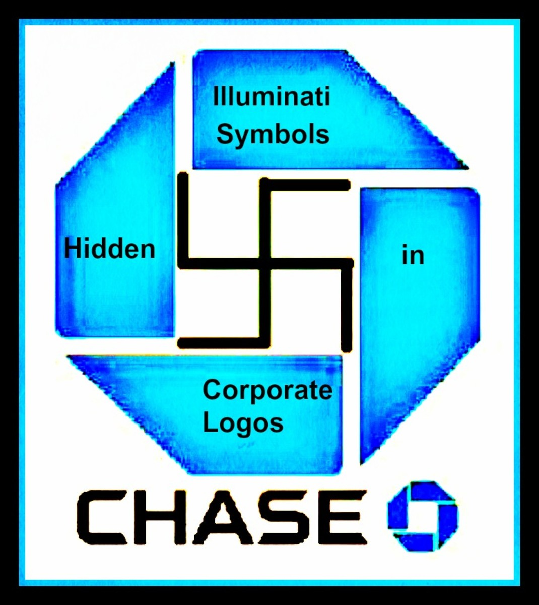 Illuminati Symbols Hidden in Corporate Logos