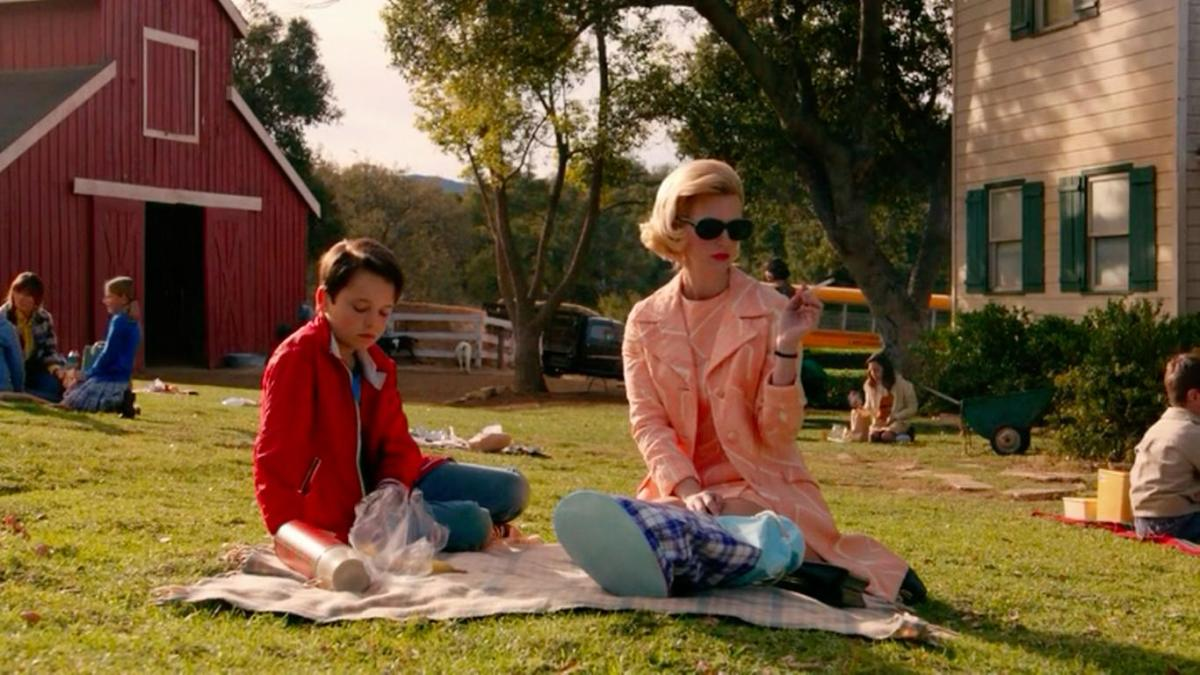 "Betty & Bobby in ""Field Trip"""