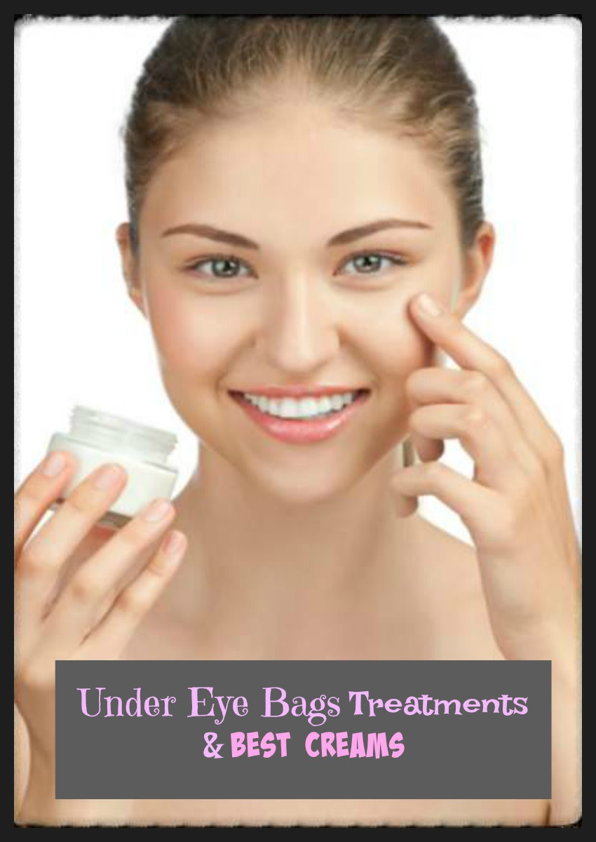 Under Eye Bags Treatments, Causes And Best Cream