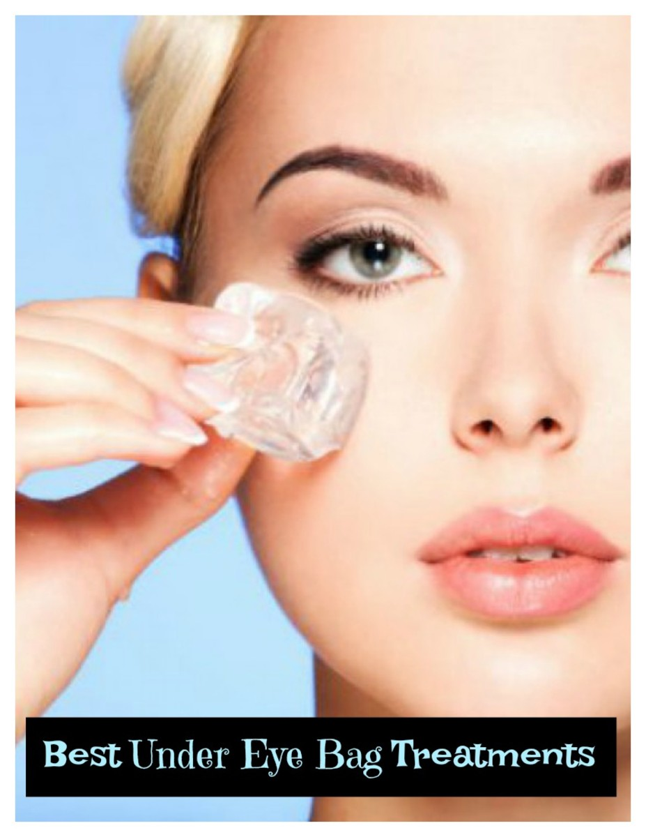 Best treatments and solutions to reduce and erase under eye bags