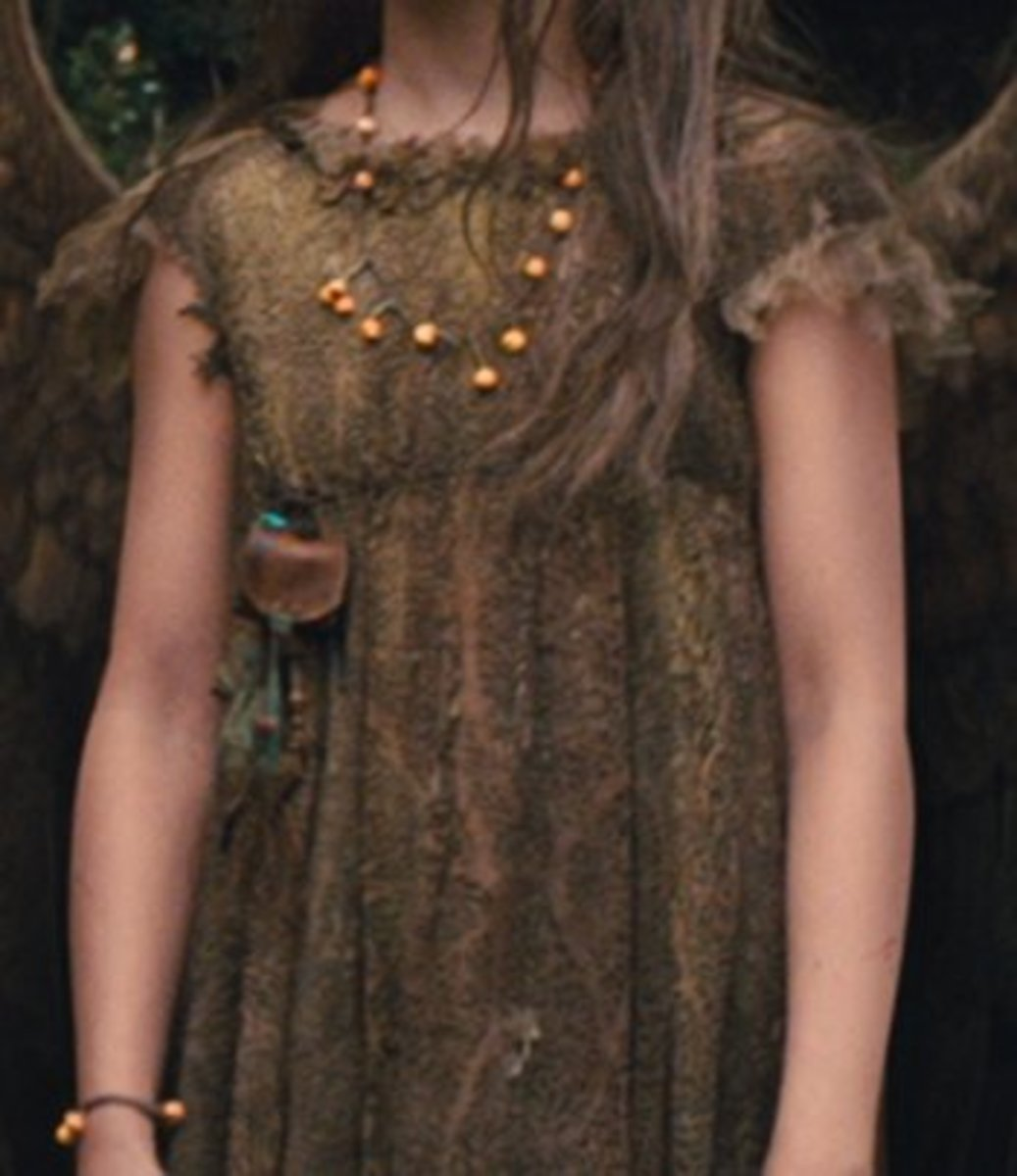 Young Maleficent's Dress from Disney's Maleficent