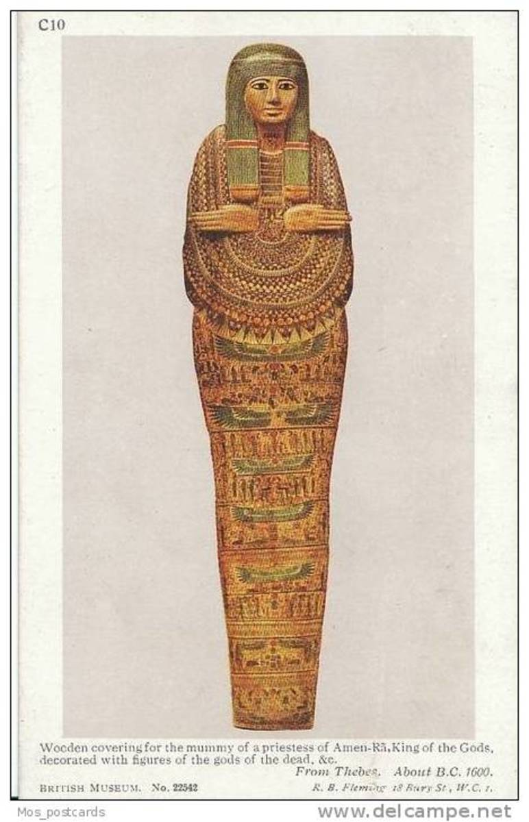Mummy of Amen-Ra
