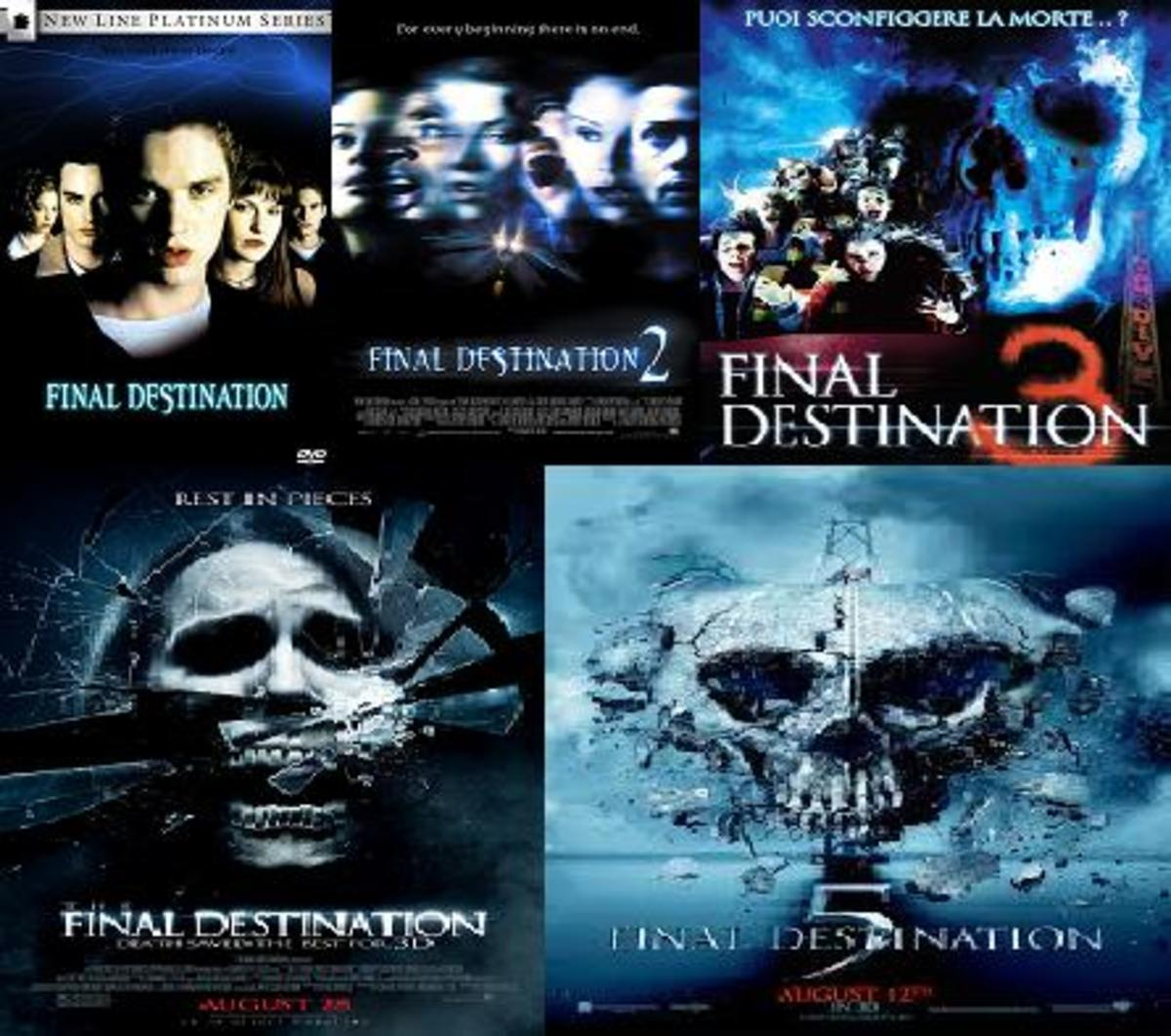 The Most Terrifying Final Destination Death