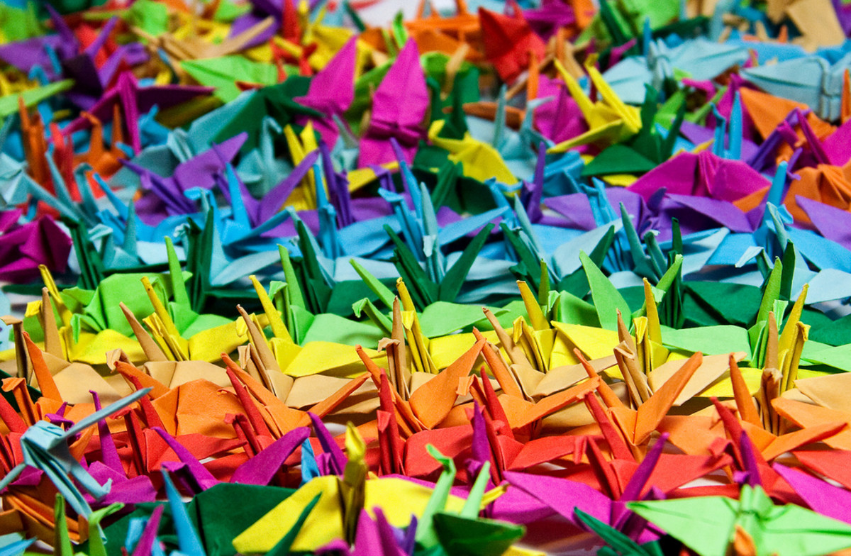 Construction Paper Crafts for Kids - Learning Opportunities Included!