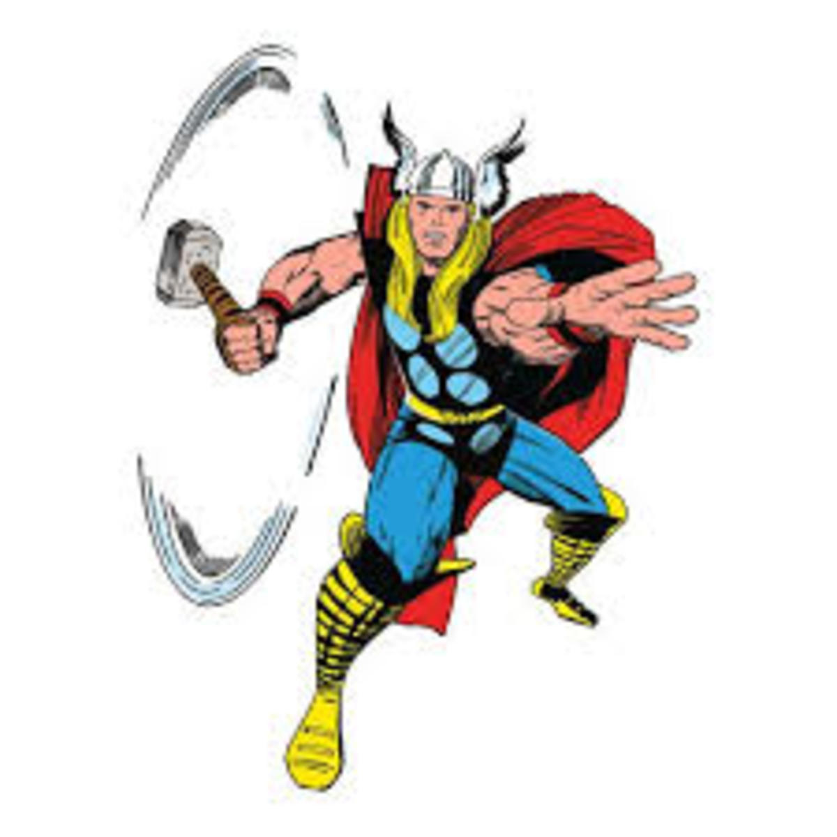 The Mighty Thor - The Key Issues