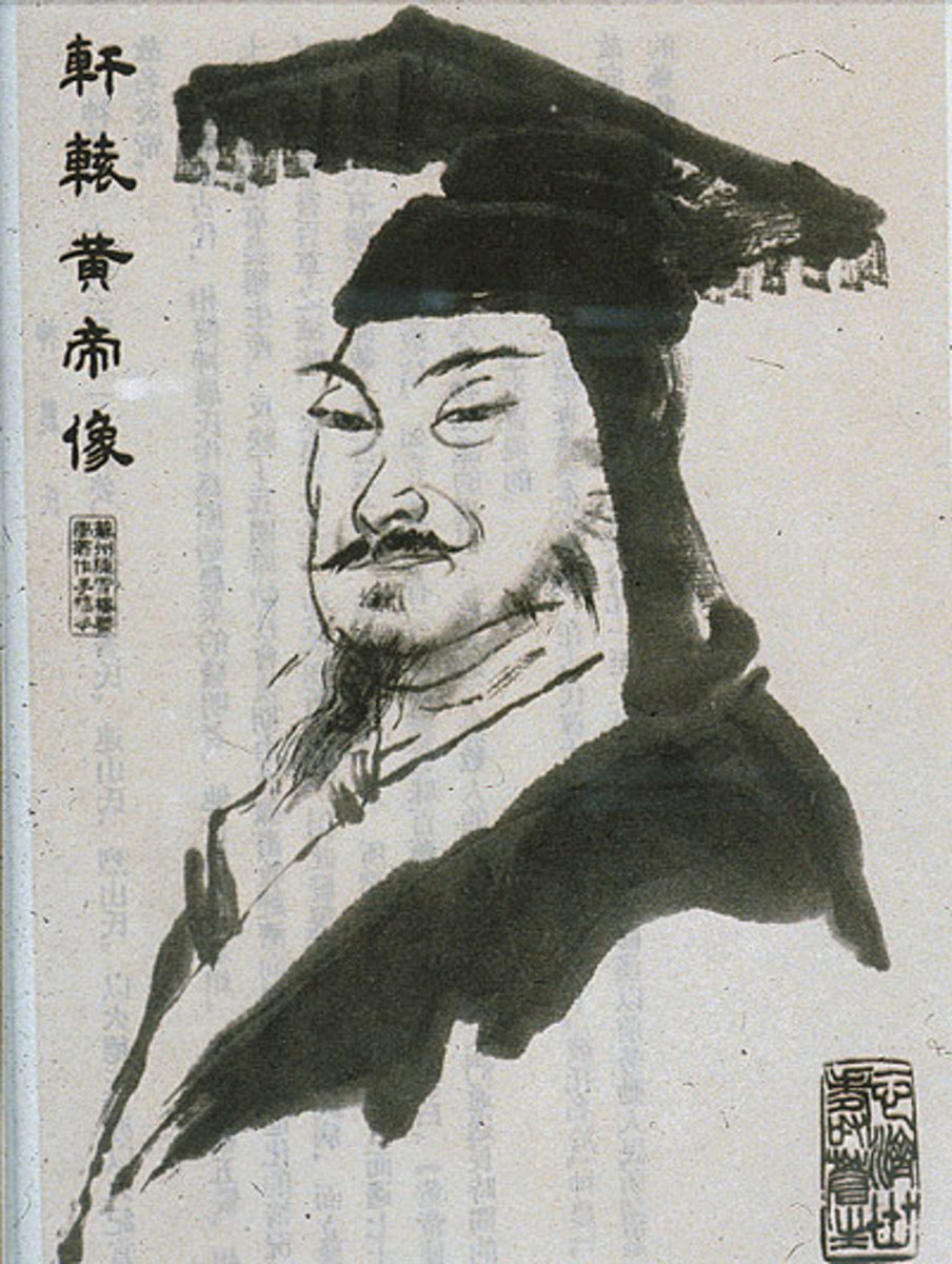 The Yellow Emperor, Huang Di