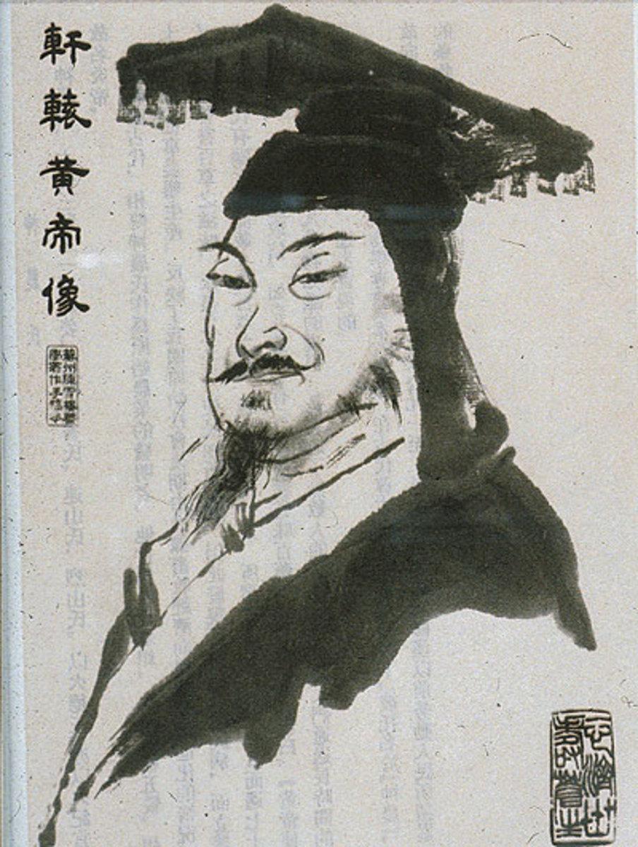 The Yellow Emperor, Huang Di