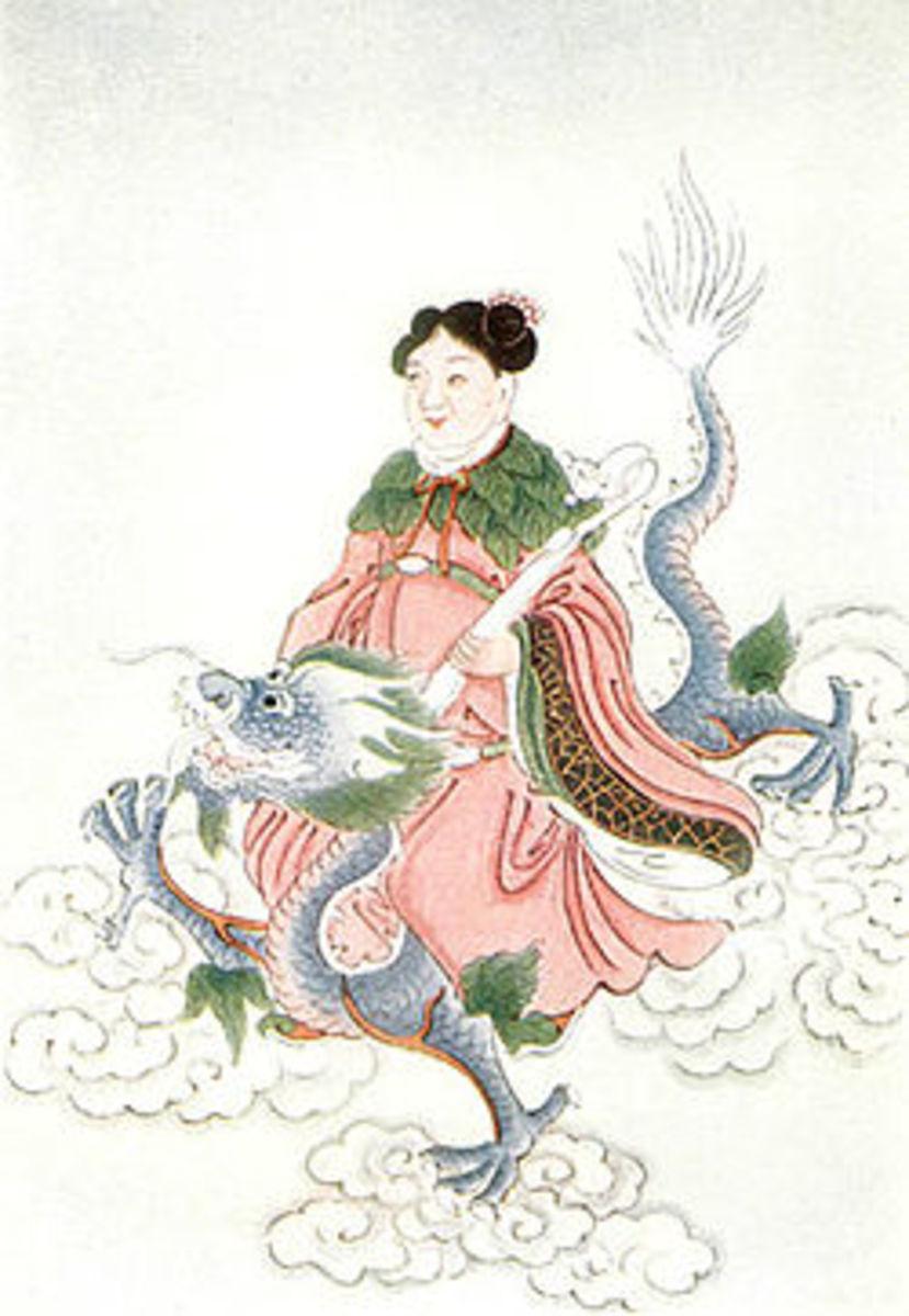Yuqiang: A Minor God Does Good