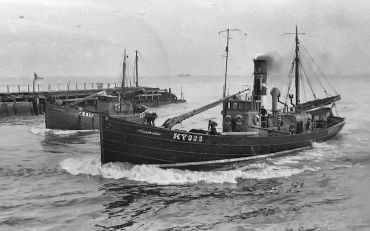 The Great Fishermen of Britain - Feeding the Nation During WWII and Braving Mines and U-Boats