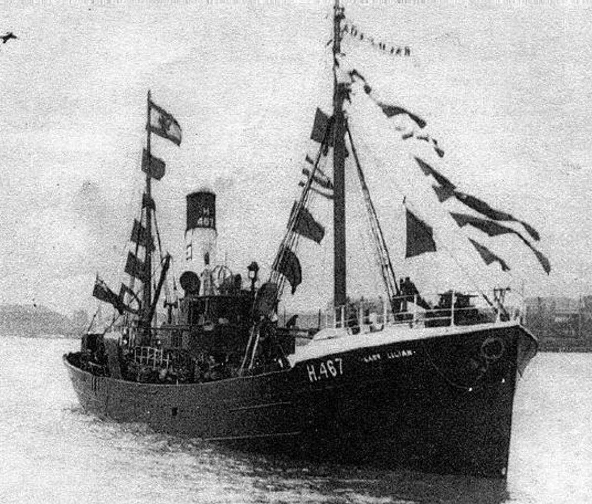 HMT Lady Lilianorway