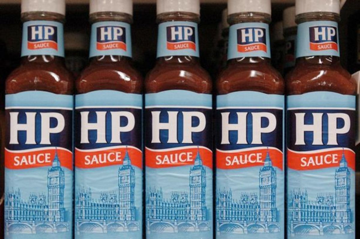 5 Foods that Go Great with HP Brown Sauce