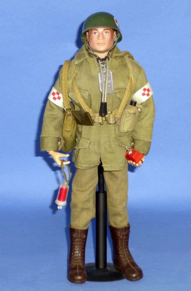 G.I. Joe Army Medic