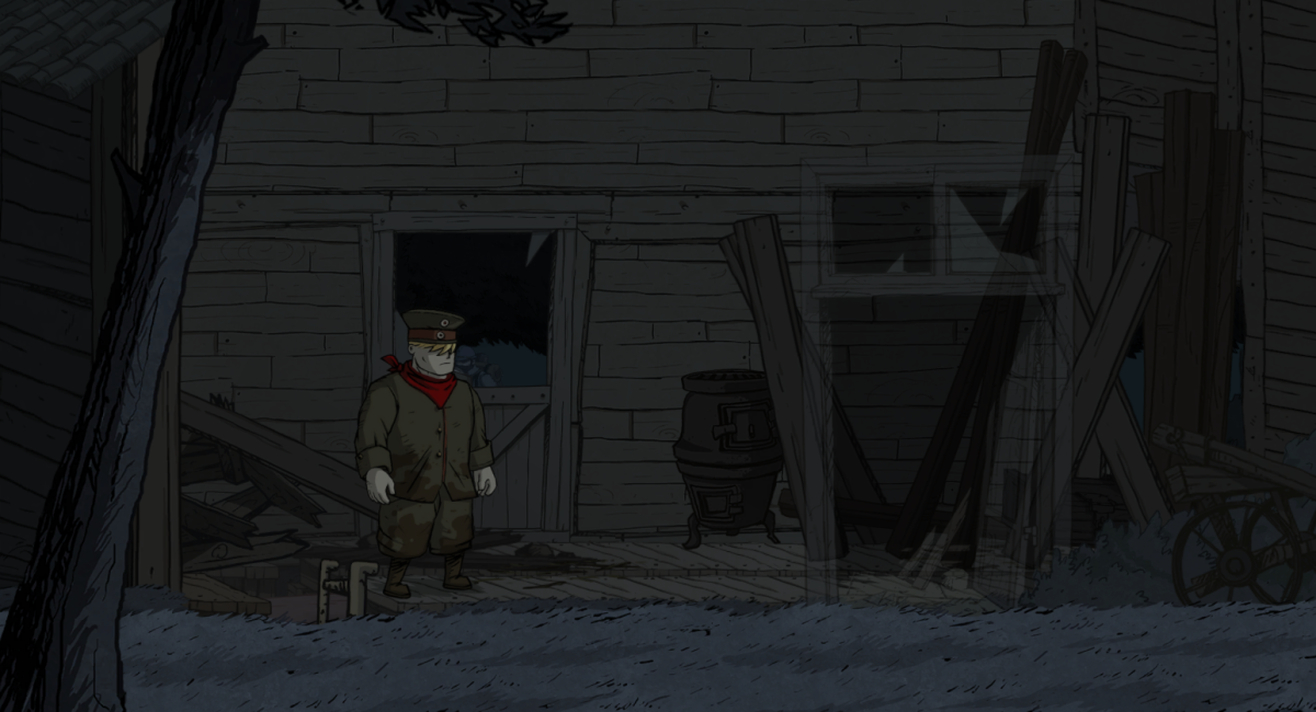 Valiant Hearts Walkthrough, Chapter Three, Part Four: Reims Forest