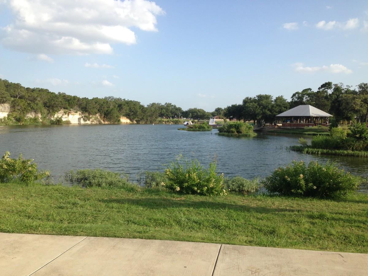 Twin Lakes Park Cedar Park TX