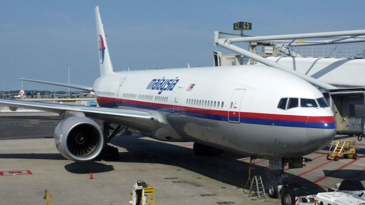 Malaysia Airlines flight #MH17 (AMS to KUL) (Viewers May Find Some Content Disturbing)