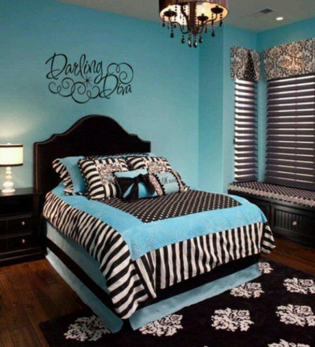 Girly Bedroom Diy Adult Cozy: 20 Teenage Girl Bedroom Decorating Ideas
