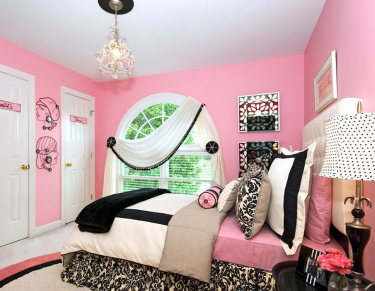 DIY Teen Girl Bedroom Decorating Ideas  | Decor Ideas for Girls Room