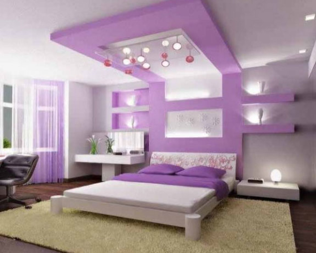 DIY Teen Girl Bedroom Decorating Ideas  | Décor Ideas for Girls Room
