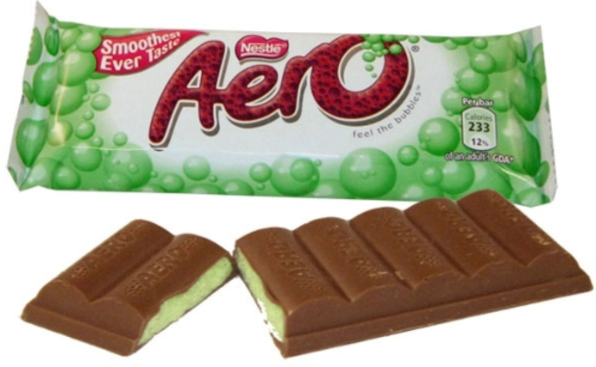 Best British Chocolate Bars and Candies